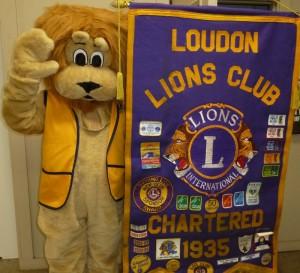 Leo the Lion visits Loudon Lions Clubhouse 4-14 (4) (800x730)